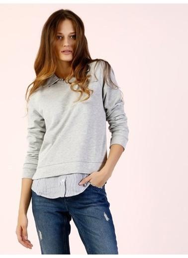 Kısa Sweatshirt-Colin's